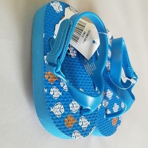 Old Navy Baby Boy Sandals - Size 6-12 mos
